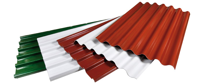ELYONDA - GRP opaque sheets