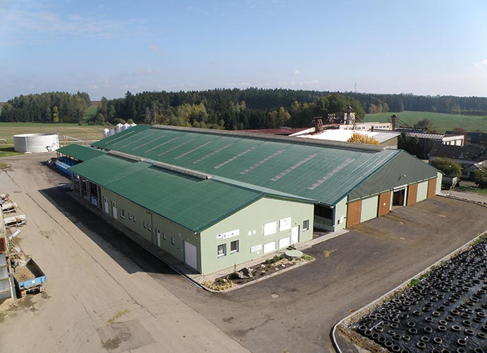 GRP ROOFING SHEETS ARE SUITABLE FOR COVERING ALL BUILDINGS