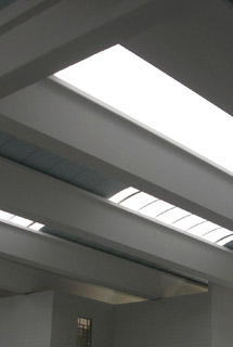 GRP sheets for roofing in industrial buildings - ELYPLAST