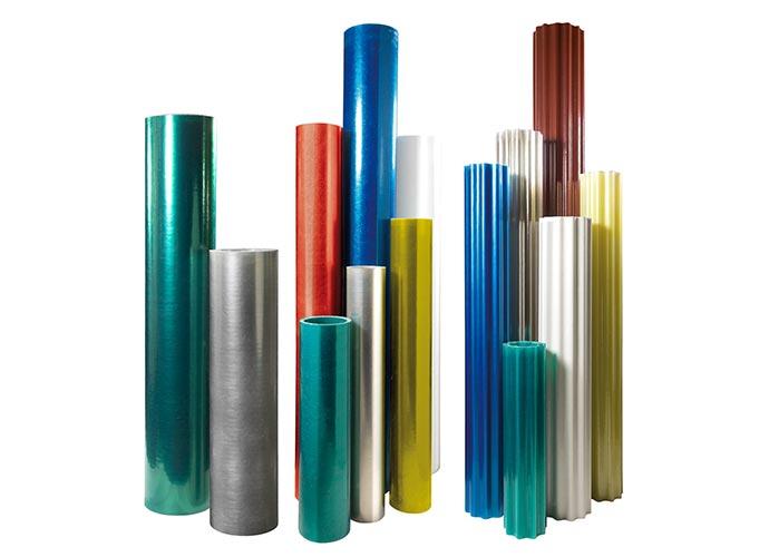 polyester rolls range - ELYPLAST